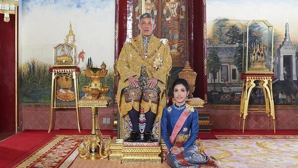 © Thailand Royal Office