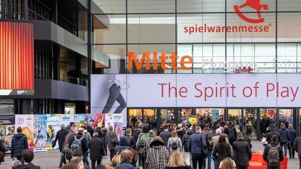 © Spielwarenmesse/Alex Schelbert