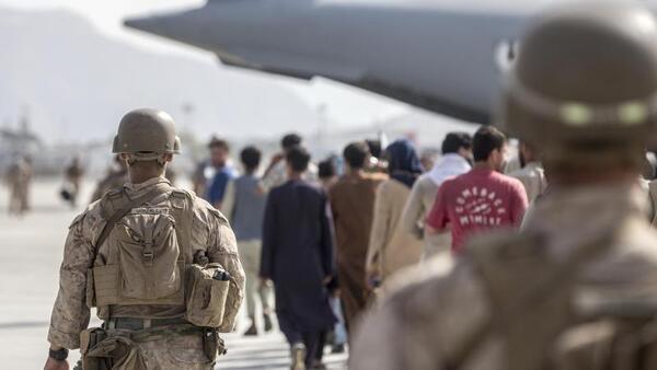 © Sgt. Samuel Ruiz/U.S. Marine