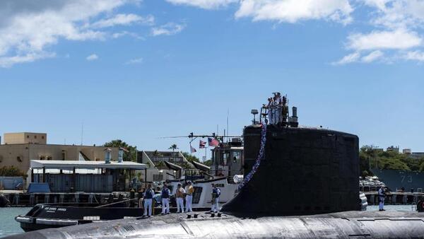 © Petty Officer 1st Class Michael